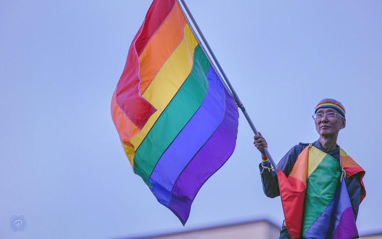 2017 15th Taiwan LGBT Pride