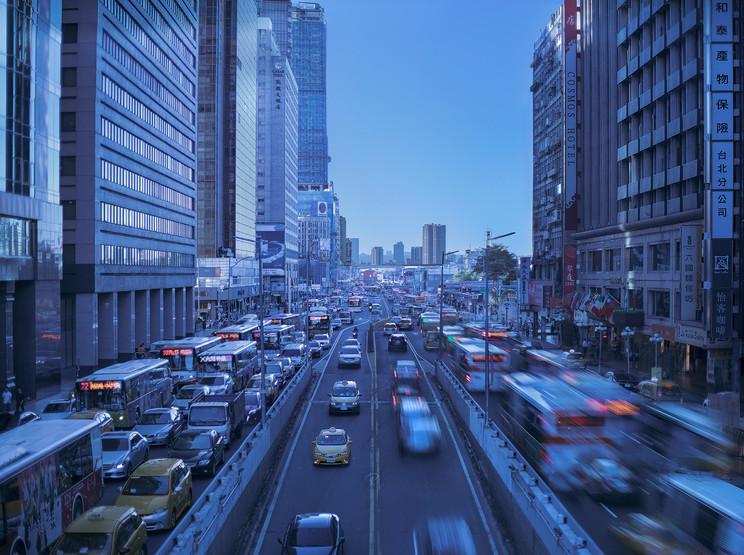 【Journey】台北車站 X 藏匿 X 藍