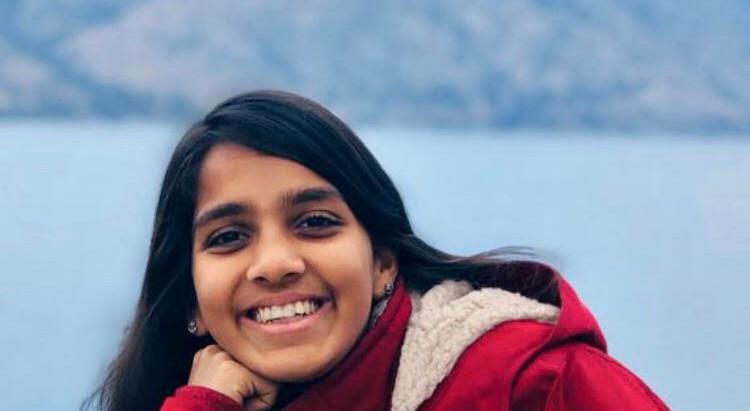 May Member of the Month: Palak Mehta