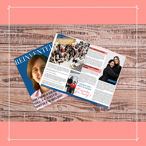 Subscription: Print Magazine