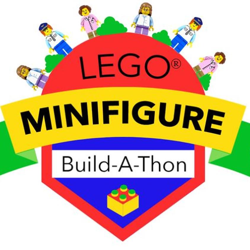 LEGO® Minifigure     Build-a-Thon