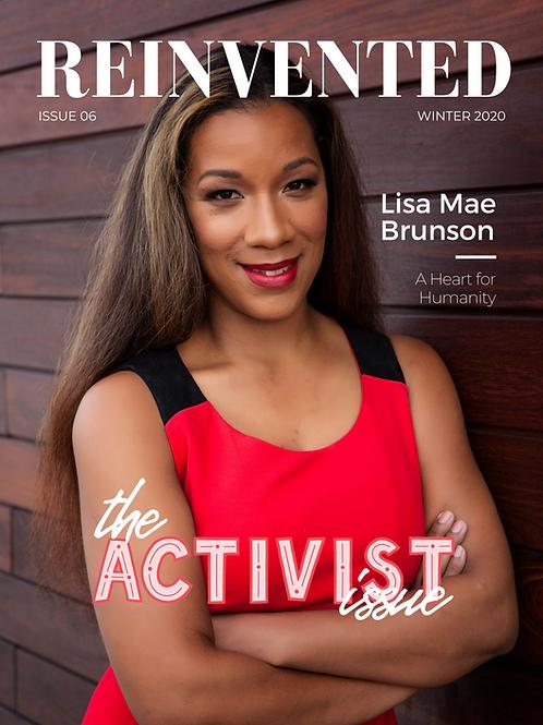 Sixth Issue: Print Magazine