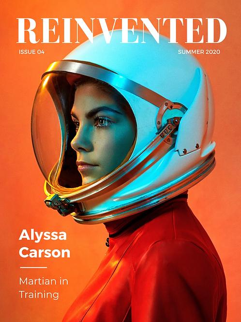 Fourth Issue: Digital Magazine
