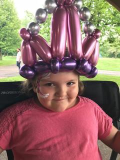 Balloon Crown
