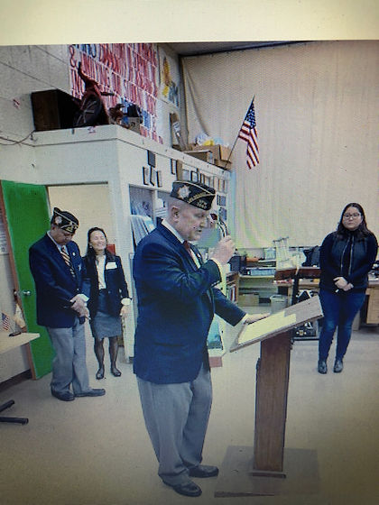 aa2339678eb58 San Marcos High School Student wins First Place in VFW Essay Contest