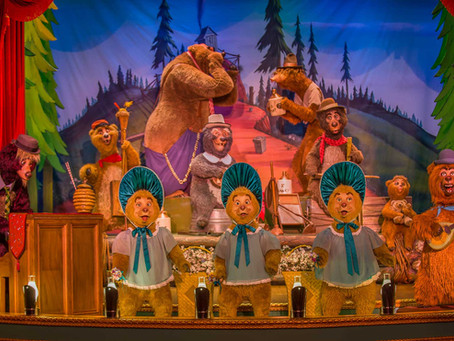 5 reasons why the curtain should never fall on The County Bear Jamboree