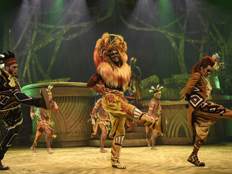 Watch 'The Lion King': Rhythms of the Pride Lands straight from Disneyland Paris