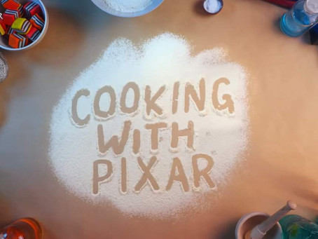 Pixar's YouTube channel shares cooking tutorials inspired by its movies