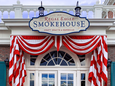 Regal Eagle Smokehouse welcomes hungry, patriotic guests at Walt Disney World