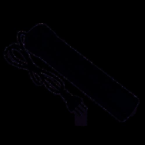FILTRO DE LINHA 5 TOMADAS - 1M