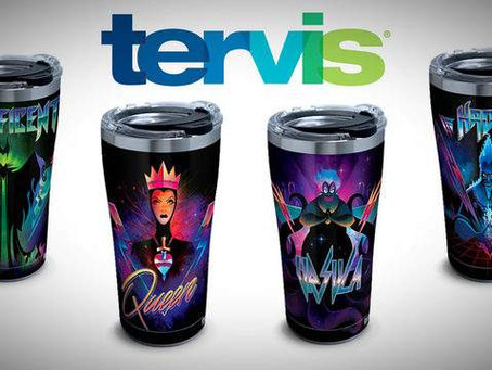 Take your love for Disney villains on the go