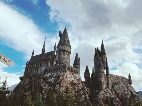 Universal closes Hagrid's roller coaster after backstage fire