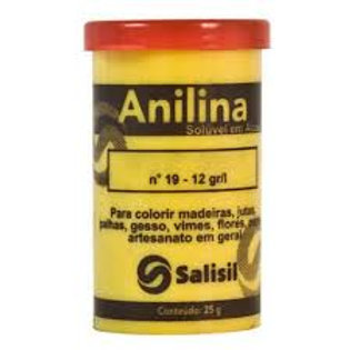 ANILINA VERDE CAPIM 25GR SALISIL