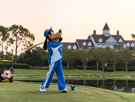 Sink a hole-in-one at one of these Disney Resort miniature golf courses