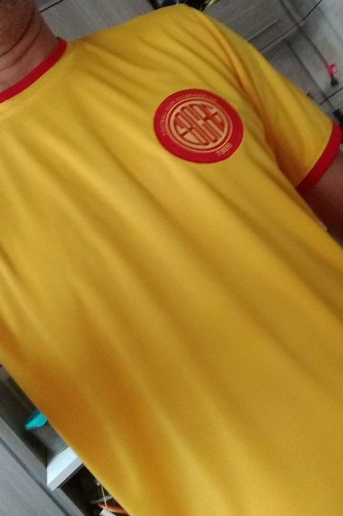 Camisa Riograndense Amarela