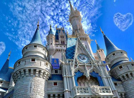 So this is love: All the most romantic things to do at Disney