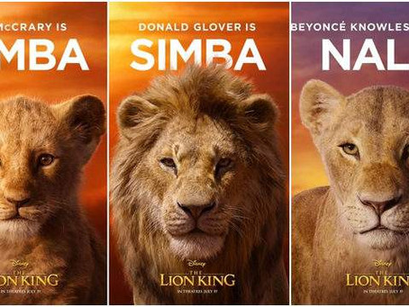 These tweets about the realistic 'Lion King' film posters will have you laughing at your desk