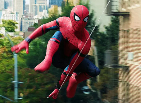 Life-size Spider-Man stunt robot to 'swing' above Avengers Campus this summer