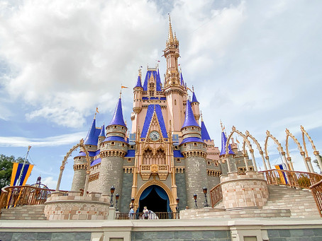 Cinderella's Castle has a picture-perfect new look ahead of Walt Disney World reopening