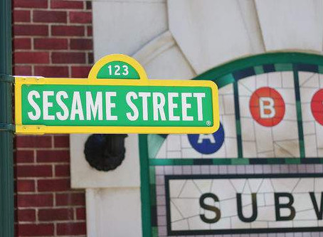 Take a stroll down Sesame Street, relive your childhood, now in Orlando