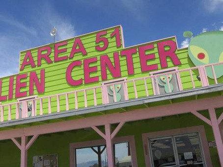 Millions are planning to 'storm' Area 51 in September -- or so they say