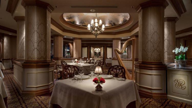 Victoria & Albert's at Disney's Grand Floridian Resort & Spa