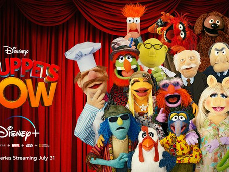 Light the lights: There's a new Muppet show coming to Disney+