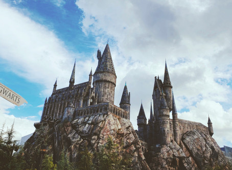 Travel to Hogwarts and ride Harry Potter and the Forbidden Journey without leaving your couch
