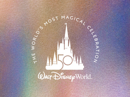 Get a glimpse of what Disney World's 50th anniversary will look like
