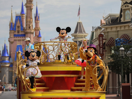 Here's how you can meet your favorite characters during Walt Disney World's phased reopening