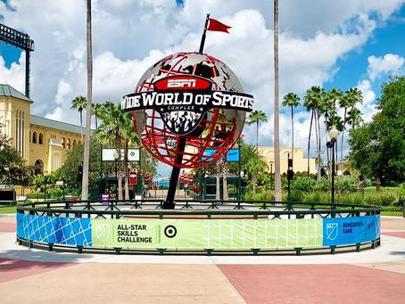 NBA eyes Disney's ESPN Wide World of Sports Complex to restart season