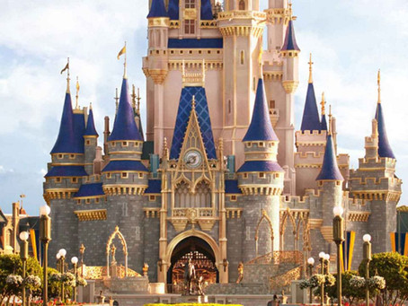 Cinderella's Castle is set to receive some much needed TLC
