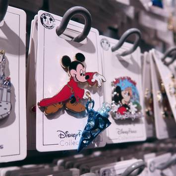 Own any of these Disney pins? Turns out, they might be worth more than you think