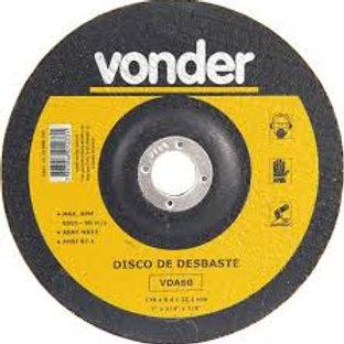 DISCO DE DESBASTE 177,8 X 6,4 X 22,22 VDA60