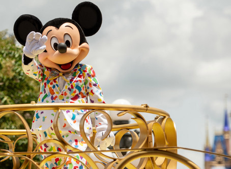 Walt Disney World opens two theme parks amid pandemic