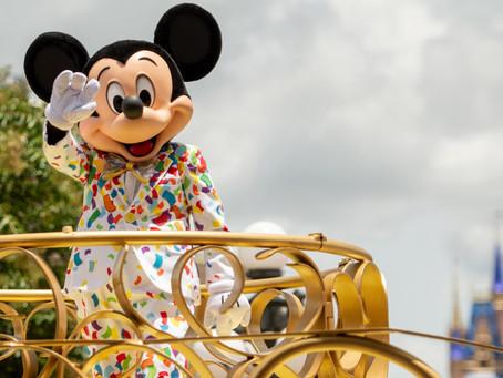 Walt Disney World opens two theme parks amid pandemic