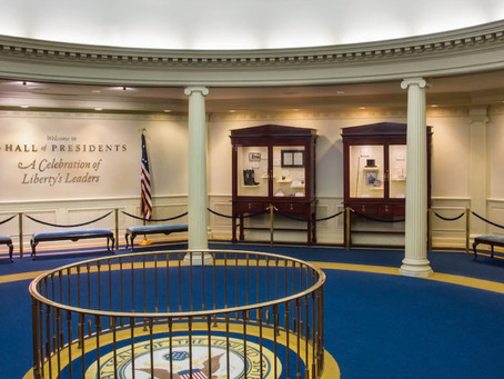 Hall of Presidents closed for refurbishment as country welcomes new president