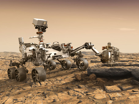 Breaking down the dangers NASA's rover must survive to land on Mars