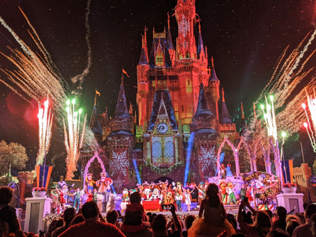 Walt Disney World cancels two Christmas events, ops for reimagined holiday celebration