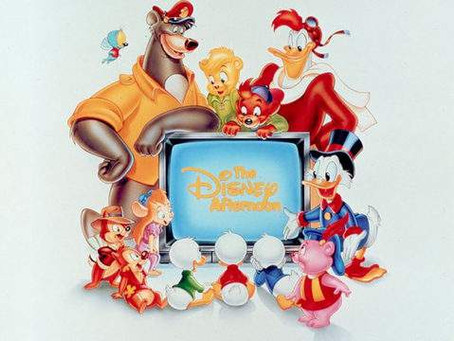 How well do you remember 'The Disney Afternoon'?