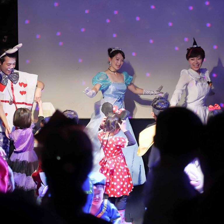 ミスター・トリックの仮装舞踏会 福岡公演  10/30日午前の部