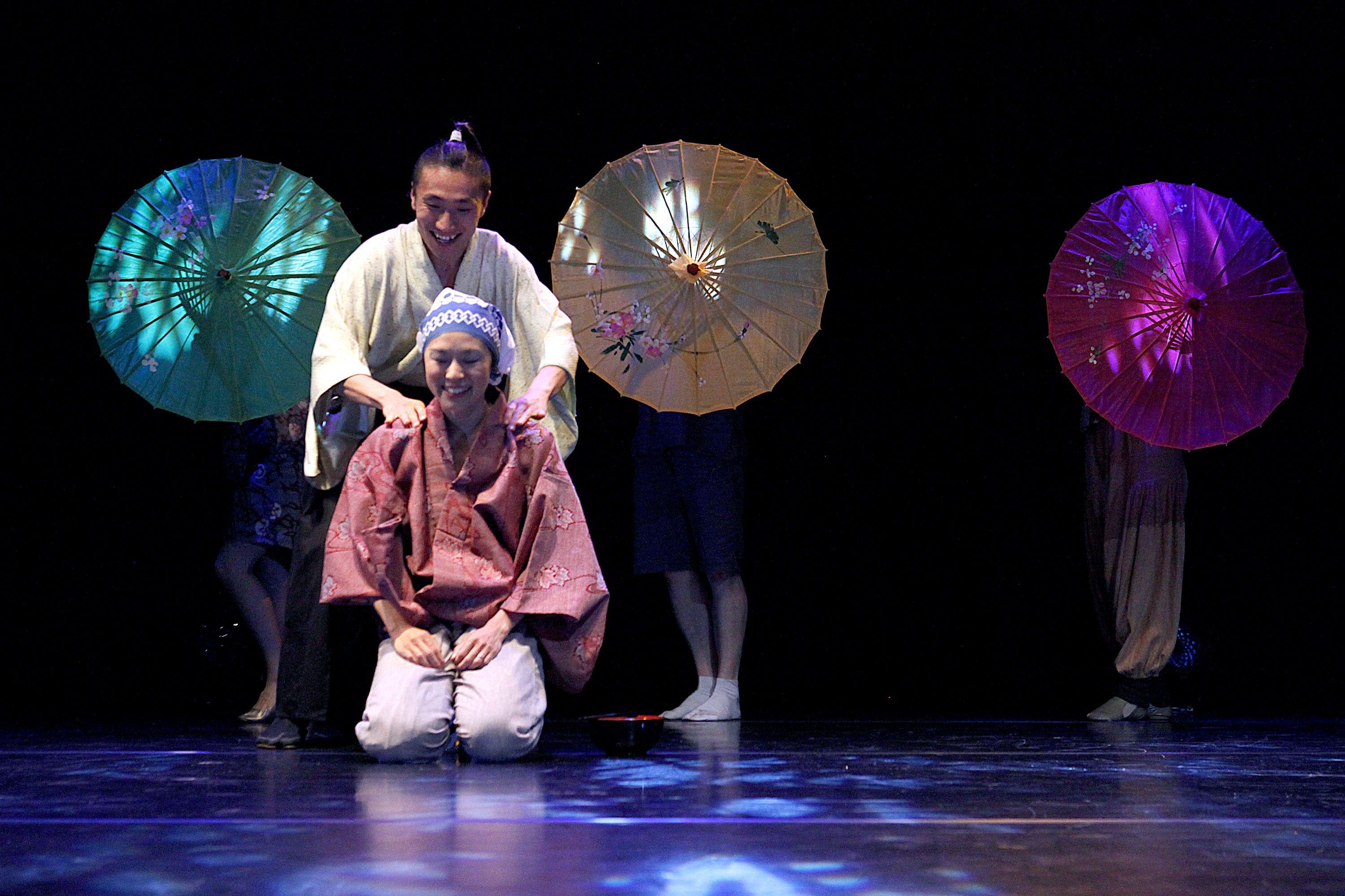 The Musical Momotaro 2014