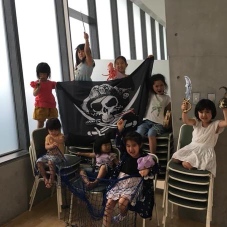 金曜日の海賊達