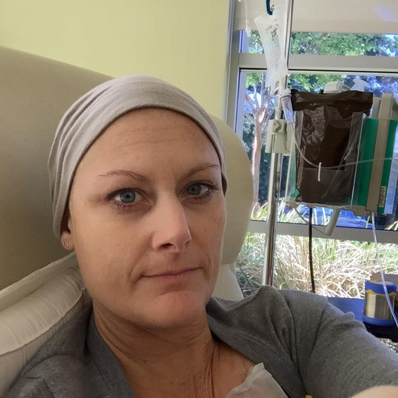 I AM NOT FIGHTING CANCER
