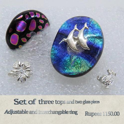 Triple Magic Ring