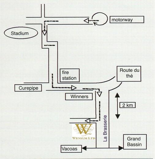 wensum map