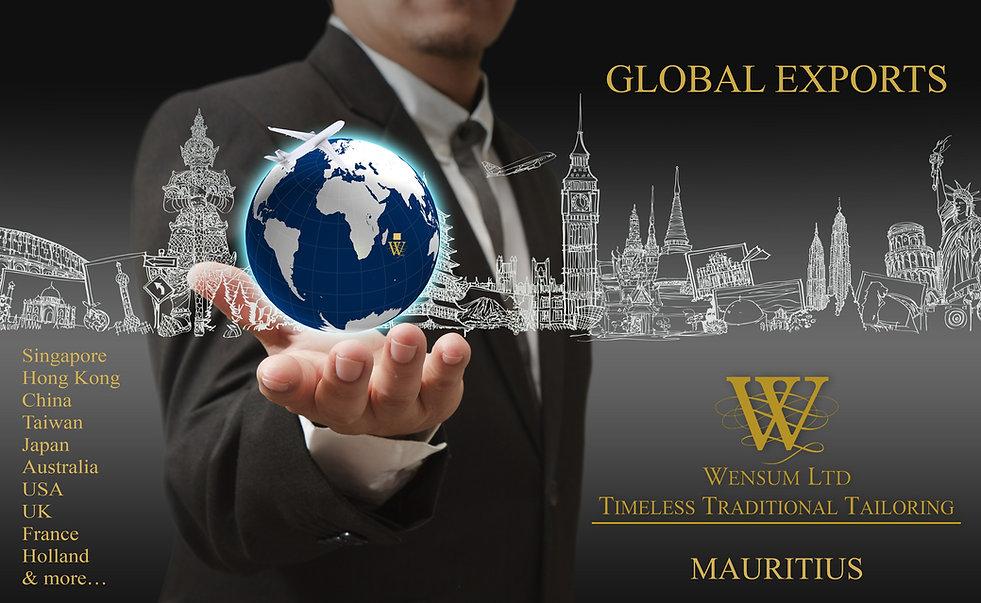 wensum.mu global exports
