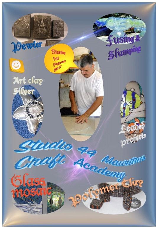 Studio 44 Mauritius Craft Academy