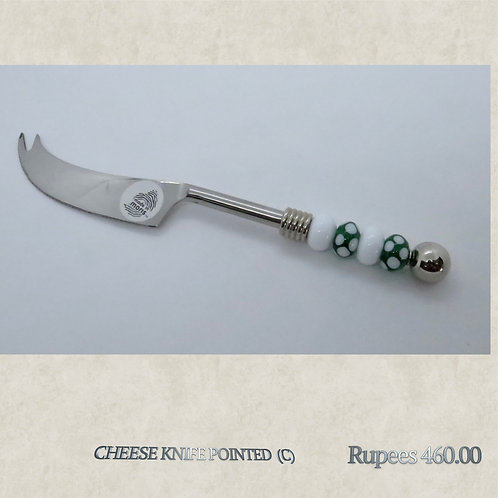 Cheese Knife Pointed - C