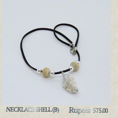 Necklace - Shell - B